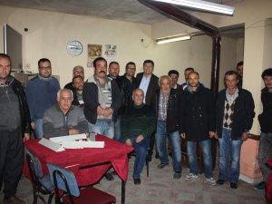 Yalçınkaya, 16 maddeyi köylülere anlattı