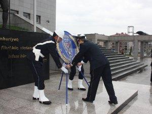 Türk Polis Teşkilatı'nın 172'inci kuruluş yıl dönümü çeşitli etkinlikle kutlandı