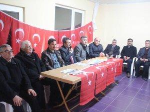 Ak Parti 'Evet' İçin Köylerde