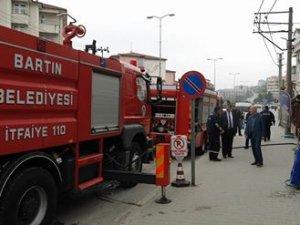 Başkan, Yangın Söndürme Çalışmasını Takip Etti
