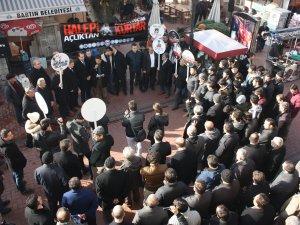 Memur-Sen Halep İçin Eylem Planı Başlattı