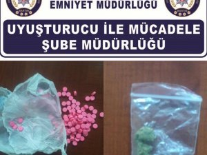 Bartın'da uyuşturucu operasyonu