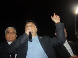 İl Başkanı Manav'dan ilk açıklama