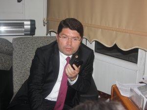 Milletvekili Tunç'a referandum tebriği