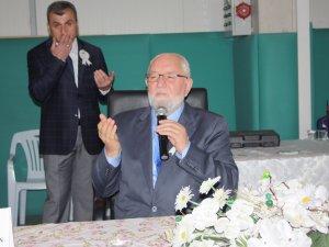 Amasra'da Peygamber Aşıkları Salona Sığmadı