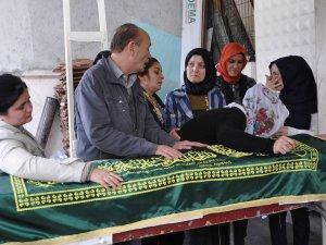 Uçurumdan düşen çocuğun cenazesi toprağa verildi
