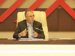 Cumhurbaşkanı Erdoğan, Bartın Üniversitesi'ne Rektör atadı