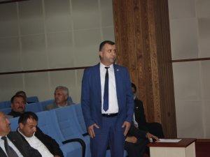 KÖYDES seçimlerinde Buyurman'dan Bayraktar'a tepki