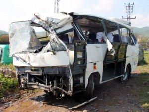 Gözaltına alınan kamyonet sürücüsü serbest bırakıldı