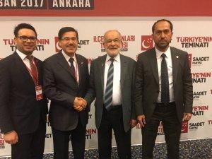 Yurtbay, Saadet Partisi'nin yeni bir hamle başlattığını açıkladı