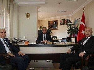 Dursun'dan Zonguldak Meclisine Ziyaret
