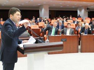 AKPM'nin Türkiye kararına Milletvekili Tunç'tan tepki