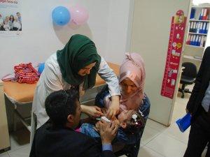 Aşı haftası başladı