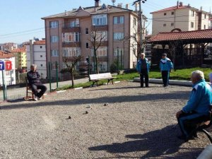 """""""İhtiyar Delikanlılar"""" Bocce Oynuyor"""