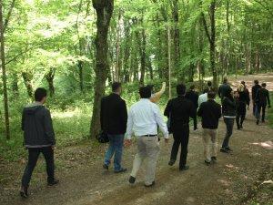 Balamba Tabiat Parkı turist ağırlamayı bekliyor
