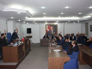 Meclis Olağan Üstü Toplandı