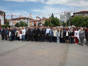 CHP, ADD, Eğitim İş ve İBEV'den alternatif 19 Mayıs kutlaması