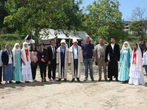 Türk Dünyası Kültür Günleri Bartın'da gerçekleştirildi