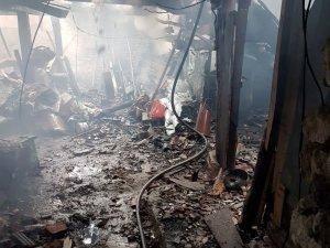 Zonguldak'ta Yangın