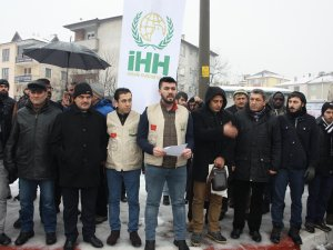 İHH'nı Halep Konvoyu yola çıktı