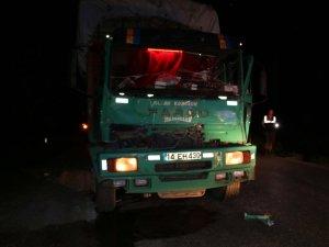 Bolu'da Trafik Kazası: 1 Yaralı