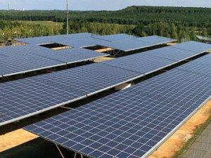 Hanönü Güneş Enerjisinden Elektrik Üretecek