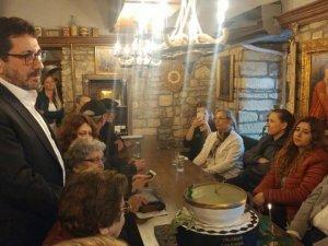 Ihlamur Kafe birinci yılını kutladı