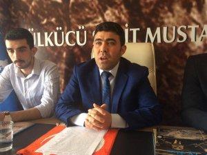 Özgüroğlu, tehdit iddialarına sert tepki gösterdi