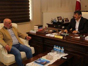 Başkan Akın, herkesi Bartınspor'a destek olmaya çağırdı