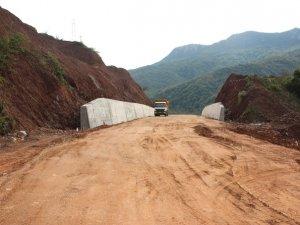 Bartın-Arıt yolu 2 yılda tamamlanacak