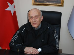 ASKF Başkanı Altınçubuk 7. dönem için kolları sıvadı