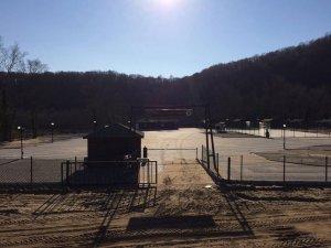 30 araç kapasiteli karavan park yeni sezona hazır
