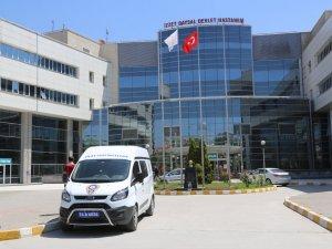 Hastane Müdürüne Silahlı Saldırı