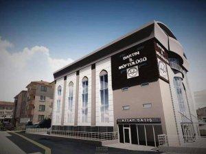 Kuran Eğitim Merkezi inşa edilecek