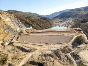 Karabük Hatipoğlu Barajı Ülke Ekonomisine Katkı Sağlayacak