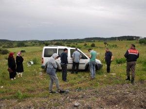 Kastamonu'da Trafik Kazası: 5 Yaralı