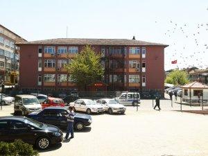 Adliye binası önünde firar girişimi