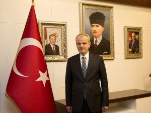 Vali Dirim, Bartınlıların Ramazan Bayramını tebrik etti