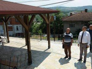 Şiremirçavuş Köyü Yaşam Merkezi Hizmete Açıldı