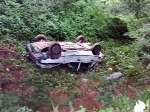 Zonguldak'ta Trafik Kazaları: 5 Yaralı