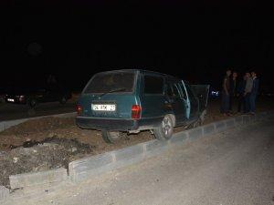 İnebolu'da Trafik Kazası: 1 Yaralı