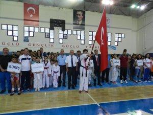 2017 İl Spor Merkezleri Yaz Spor Okulları başladı