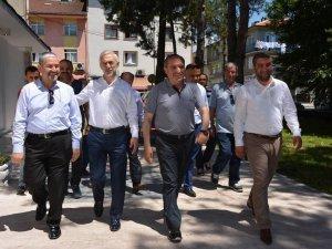 Kağıthane Belediye Başkanı Kılıç Bartın'da