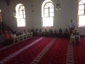 Yaz Kur'an Kurslarına yoğun ilgi