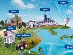 SANKO ve MESCİER 500 büyük sanayi kuruluşu arasında yer aldı