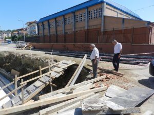 Bartın Diyanet Kur'an Eğitim Merkezi inşa ediliyor