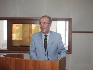 Rektör Uzun, 2017 yılı yatırım projeleri ile ilgili bilgiler verdi
