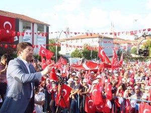 Milletvekili Tunç, Başkan Yardımcısı oldu