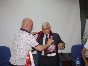Meclis Başkanı Dursun'dan Bartınspor'a tam destek sözü