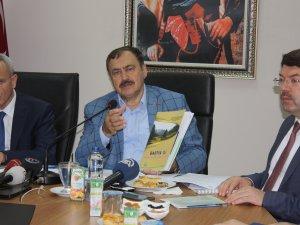 Bakan Eroğlu, Bartın'a yapılan yatırımları tek tek anlattı